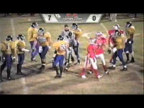 From The Time Vault - McKenzie vs. Huntingdon (2001)