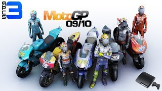 MotoGP 09/10 - RPCS3 TEST (InGame / Crashes!)