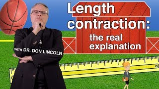 Length contraction: the real explanation