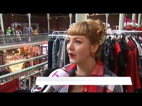 Des vêtements au mode de vie, le Brussels Vintage Market embrasse toutes les tendances