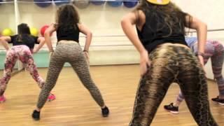 Twerk/Booty dance / Dee with students /Ja Roots / 4B - Bomboclat