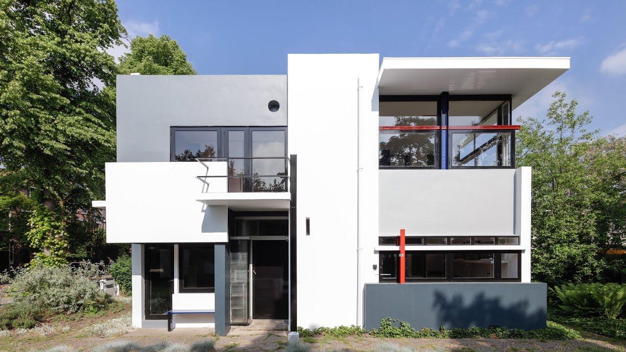 Kết quả hình ảnh cho Rietveld Schröder House, Prins Hendriklaan 50, Utrecht, Netherlands