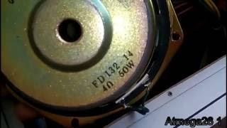 Ta'mirlash akustik tizim SVEN IHOO 5.1 MT R (2 qism)