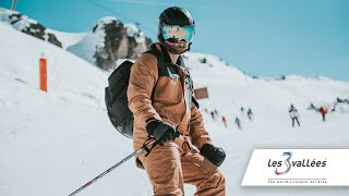 Les 3 Vallees - French Alps 2019 Ski Trip