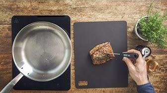 How-to: cuire un rosbif à basse température | Les meilleures astuces pour une viande de bœuf | FOOBY