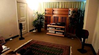 """An exhibition of Hi-End and Hi-Fi audio 2010 """"HB-1"""""""