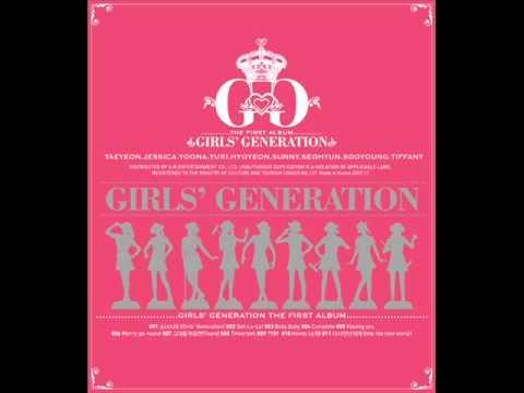 Girls' Generation (소녀시대) - Baby Baby (Audio)