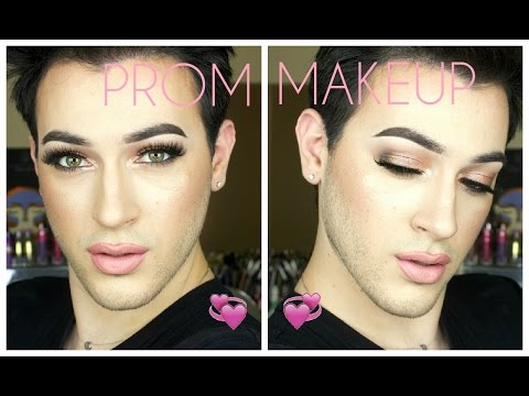 009c265f80a Full Face Prom Makeup Tutorial | MannyMua - YouTube