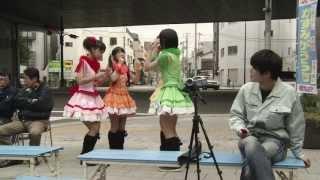 商店街アイドル LIVE ALIVE 1/6「商店街のど自慢大会」