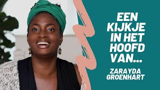 MINI-PORTRET: De eye-openers van ZARAYDA GROENHART | Sanny zoekt Geluk