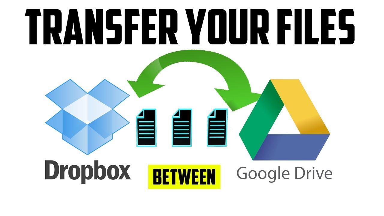 Transfer Google Photos To Dropbox