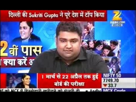 Collegify Special Education  Show at  Zee Business by Image