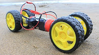 How to Make a Powerful Sand Car