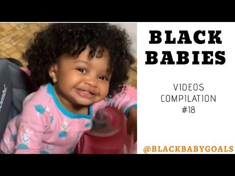 BLACK BABIES Videos Compilation #18 | Black Baby Goals
