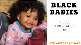 BLACK BABIES Videos Compilation #18 | Black Baby Goals