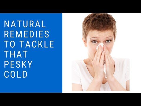 Effective and Natural Remedies for Cold