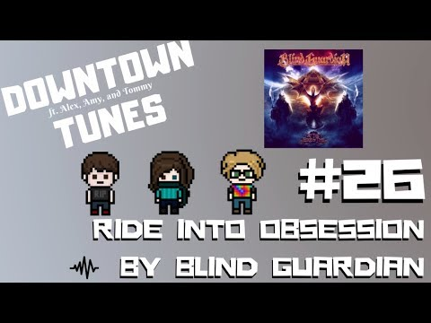 """BLIND GUARDIAN - """"Ride Into Obsession"""" REACTION/REVIEW"""