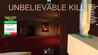 Roblox - Verdrehter Mörder | Mörder Gameplay (Klassisch)