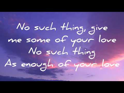 Sean Paul - When It Comes To You (Lyric video)