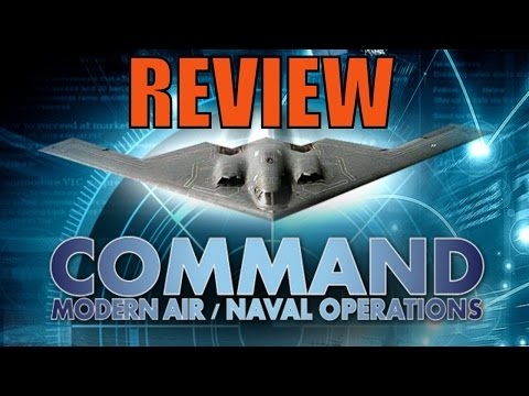 Command: Modern Air / Naval Operations REVIEW - Most Realistic War Game Ever?
