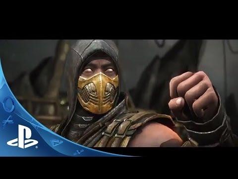 Mortal Kombat X   Tráiler