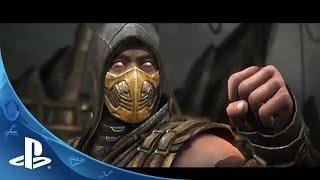 Mortal Kombat X | Tráiler