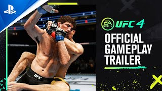 UFC 4 - Official Gameplay Trailer | PS4