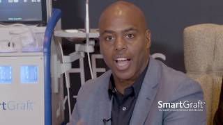 SmartGraft President talks with Kevin Frazier, a co host of Entertainment Tonight