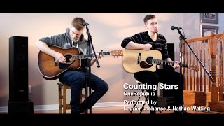 OneRepublic - Counting Stars (Laurier Lachance Acoustic Cover feat. Nathan Watling)