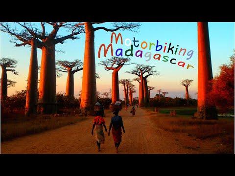 Motorbiking Madagascar