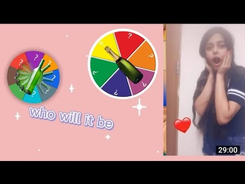 """Spin the bottle challenge with my friends  """" extreme dares """" 