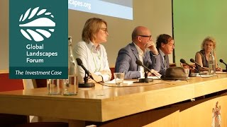 Dragons' Den: Pitching new investment opportunities – Global Landscapes Forum 2016