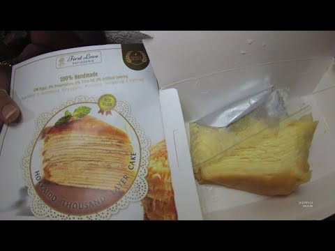 Miss Mary Culinary Food Review 100 Love Affection Chocolate Coklat