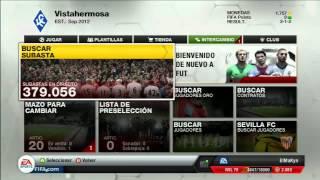 FIFA 13: Primeras impresiones juego completo