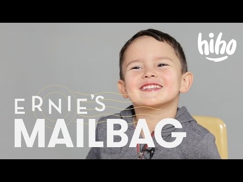 Ernie's Mailbag - Ep 3 | HiHo Kids | Cut