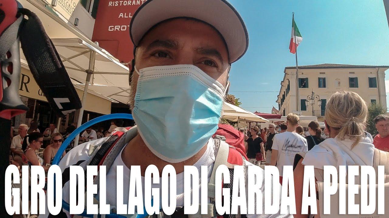 4/5 - Giro del Lago di Garda a Piedi - Desenzano