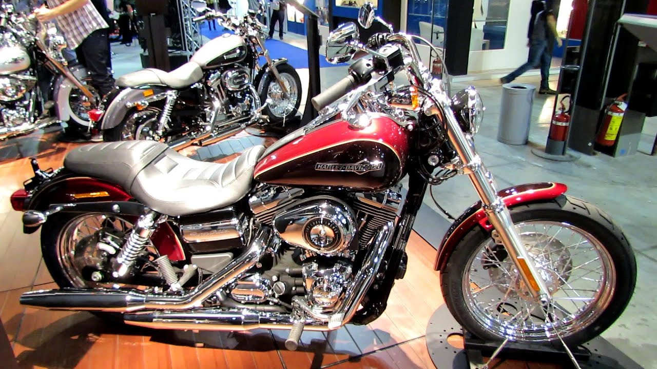 Harley Davidson Dyna Super Glide Custom 2013 Wallpapers: 2014 Harley-Davidson Dyna Super Glide Custom FXDS