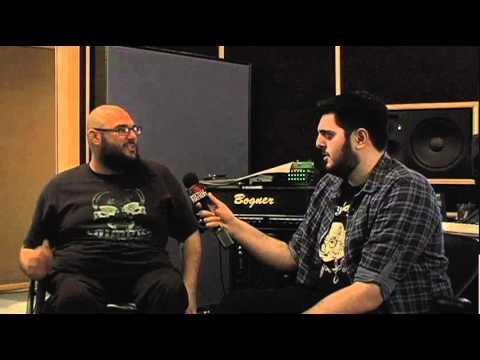 Jason Suecof Interview at Audiohammer Studios on Metal Injection