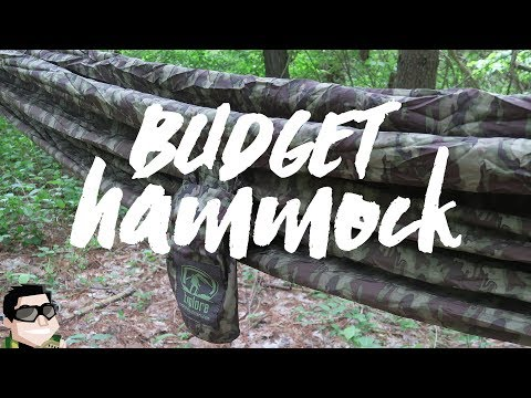 Explore Outfitters $29 Ultra Affordable Hammock & Straps