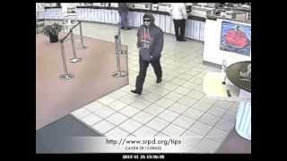 Westamerica Bank Robbery (January 25, 2013)