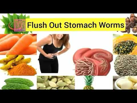 Symptoms of having Parasites in Human Body |Flush Out Parasites Home  Remedies |Best Parasite Cleanse