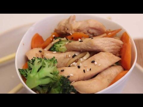 poulet-sauce-teriyaki