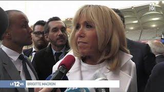 """Emmanuel Macron au ski pendant la crise des """"gilets jaunes"""" : Brigitte prend sa défense"""