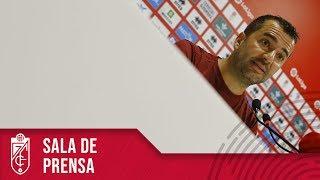 Diego Martínez Es un momento para estar orgullosos del equipo y para competir