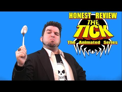 Honest Review: The Tick The Animated Series
