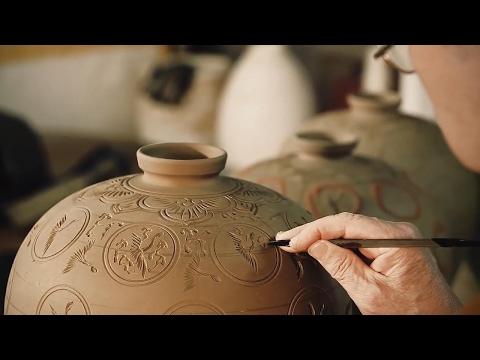 Master Craftsman - Awesome Korean Pottery
