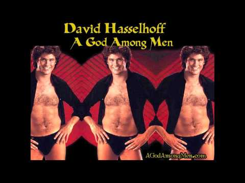 David Hasselhoff- Looking For Freedom (Jack White-Klassiker Remix)