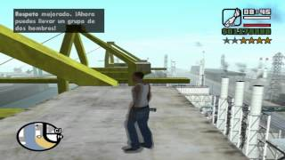 How to steal a police helicopter Gta sa Easy
