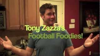 Tony's Football Foodies - Week 4: Loaded Baked Potato Dip With Waffle Fries