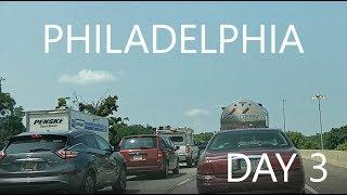 PHILADELPHIA Vlog - Day 3-4 - Leaving